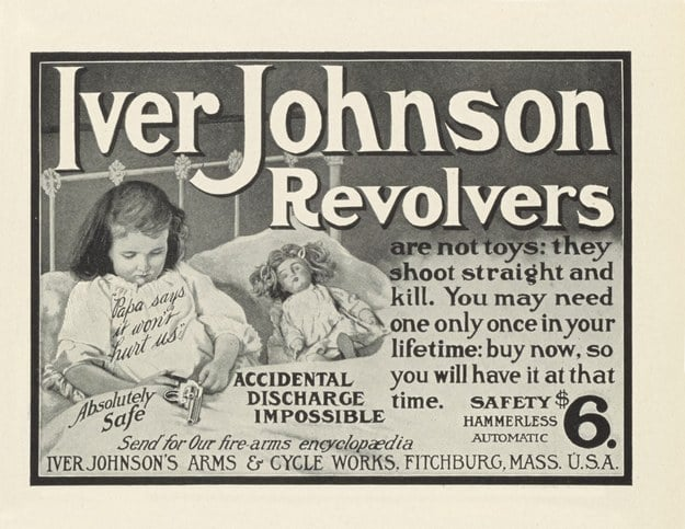 Iver Johnson's Arms & Cycle Works, Harpers, 1904