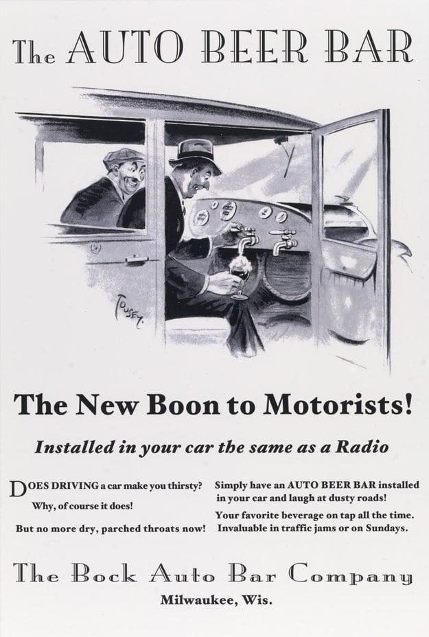 The Bock Auto Bar Company