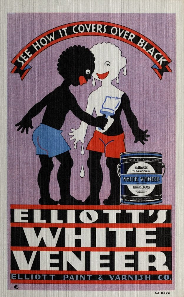 Lake County Museum/CORBIS/Elliots Paint, 1930s