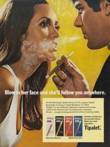 Blow on her face and she'll follow you anywhere
