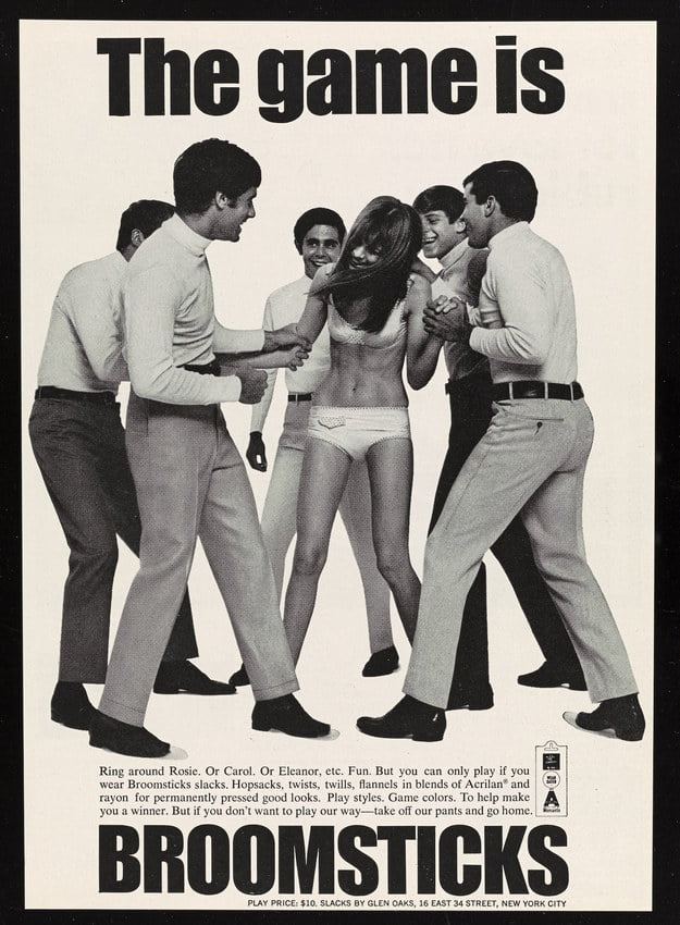 Broomsticks, 1967