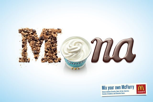 40 Examples Of Beautiful Typography In Magazine Ads