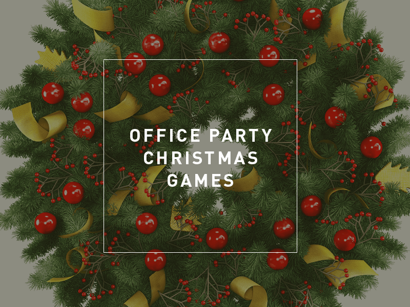 8 crazy games to spice up your office christmas party newstyle media - Christmas Tree Decoration Games