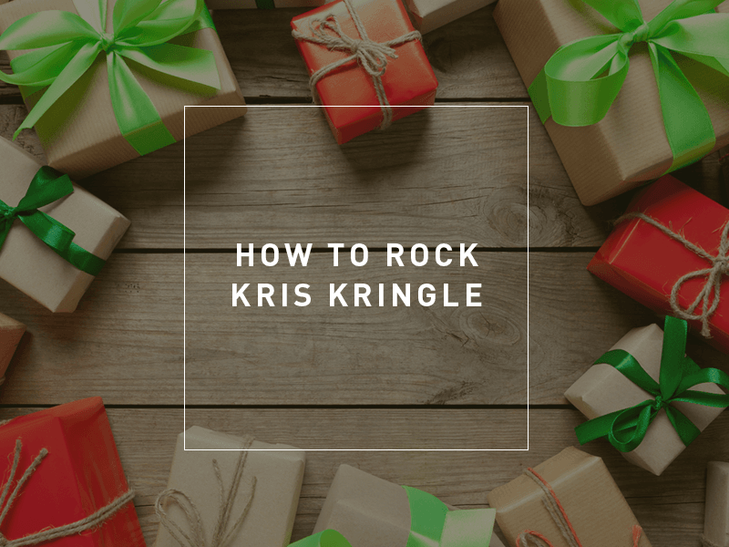 Christmas In July Gift Exchange Ideas.Your Ultimate Guide To Rocking The Office Kris Kringle