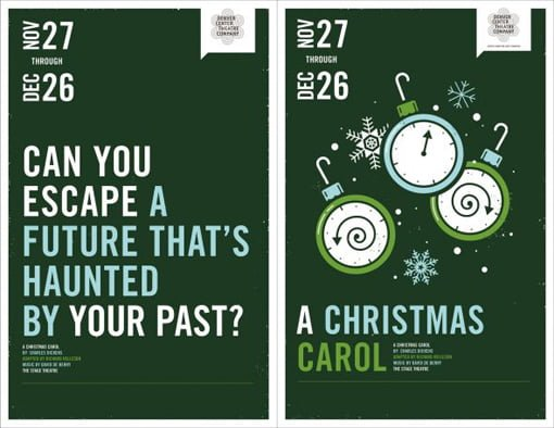 25 Clever And Funny Christmas Magazine Ads