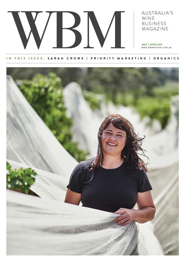 WBM Australia's Wine Business Magazine