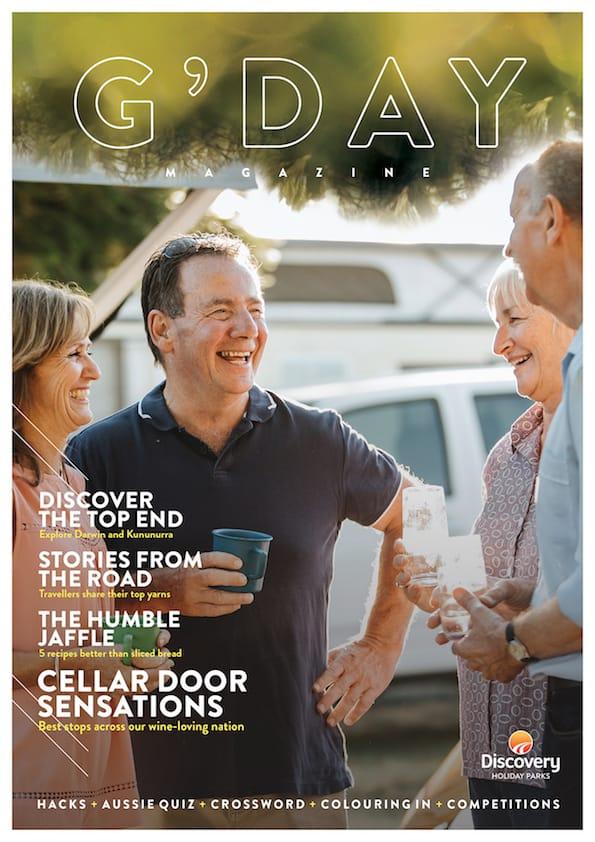 G'day Magazine