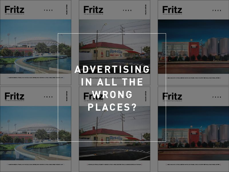 Are You Advertising In All The Wrong Places?